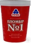 Сладолед Plombyr №1 500g/1000ml ванилия