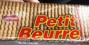 Бисквити Petit beurre 100g simsek