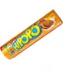 Бисквити Hipopo Cory 110g с крем мляко и карамел......