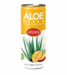 Напитка не газирана Alloes 240ml Алое манго
