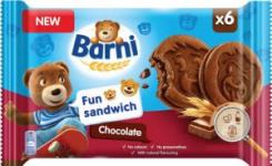 Десерт Barni 180g шоколад