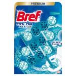 WC Bref premium 3*50g цветна вода топчета ocean*-****тюркоаз вода......