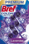 WC Bref premium 3*50g цветна вода топчета лавандула*-****лилава вода.......