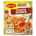 Maggi 50g идея за спагети болонезе*-*
