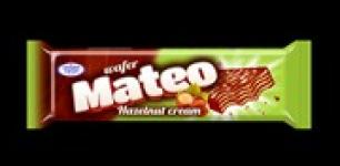 Вафла Матео 60g лешник захарни заводи