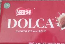 Шоколад Nestle Dolca 100g млечен какао 25%