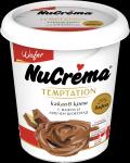 Nucrema 400g с вафла и млечен шоколад пластмасова кутия