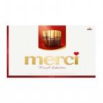 Бонбони шоколадови Merci 400g