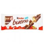 Десерт Kinder буено 43g с лешници и мл.крем-бял......