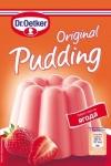 Пудинг Dr.Oetker 40g ягода