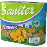 Т.Х.Sanitex 4ка бяла *-*цветя