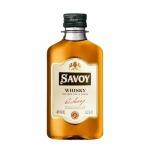 Уиски Savoy Club 200ml СИС Индустрийс ООД