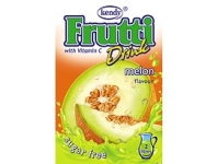 Разтвор.напитка FRUTTI 8.5g пъпеш