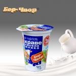 Мляко кисело краве Бор Чвор 400g 3,6% *-****
