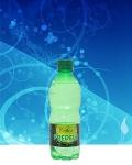 Вода Предел 330ml газирана с аромат на лимон......